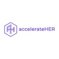 accelerrateHER Logo